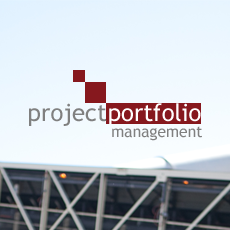 Project Portfolio Management logo
