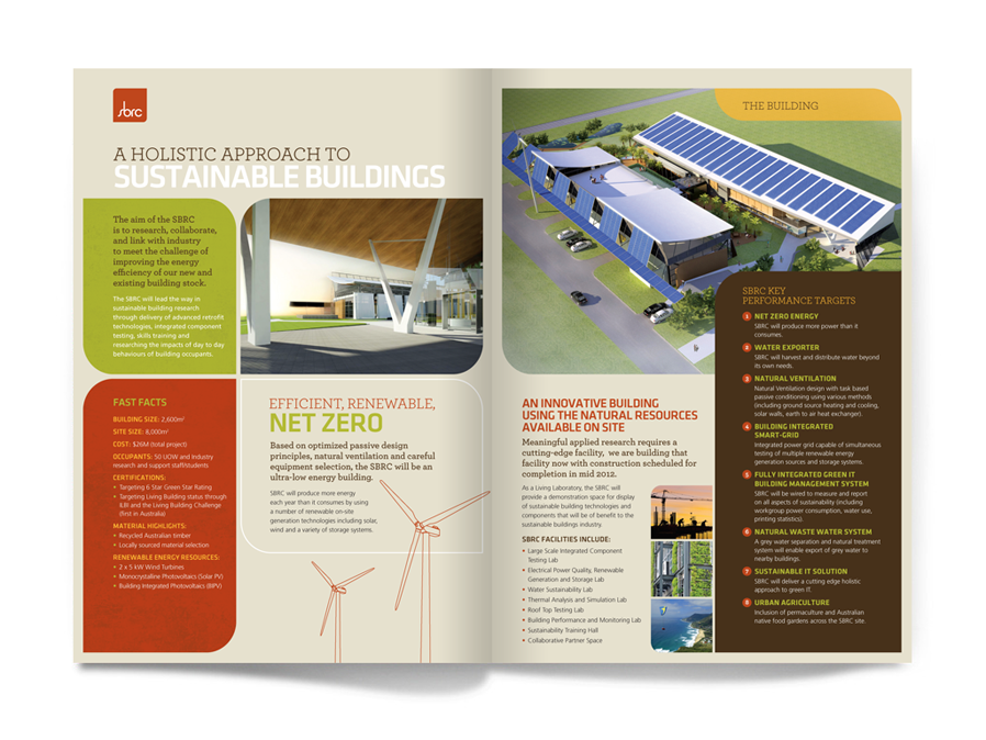 SBRC brochure spread