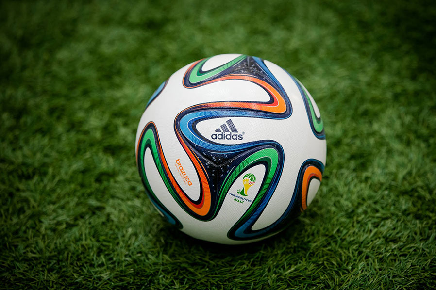 "Adidas's technologically-advanced Brazuca ball is being called ""perfection"""