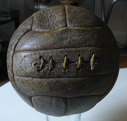 The Tiento ball preferred by Argentina